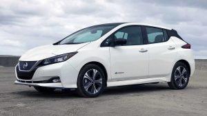 2019 Nissan Leaf EV